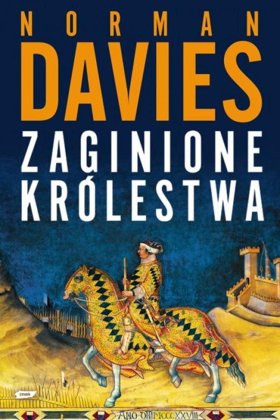 okładka Zaginione królestwa. Ebook | EPUB, MOBI | Norman Davies