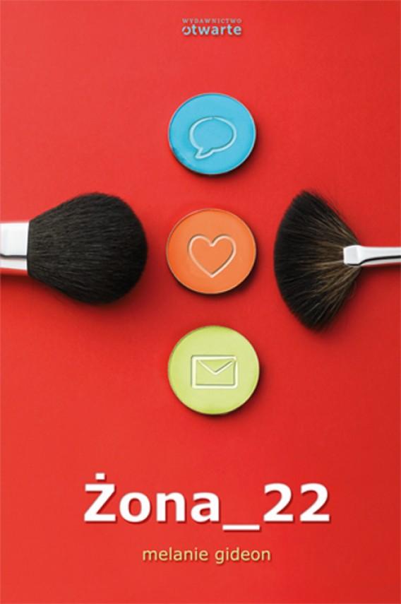 okładka Żona_22. Ebook | EPUB, MOBI | Melanie Gideon