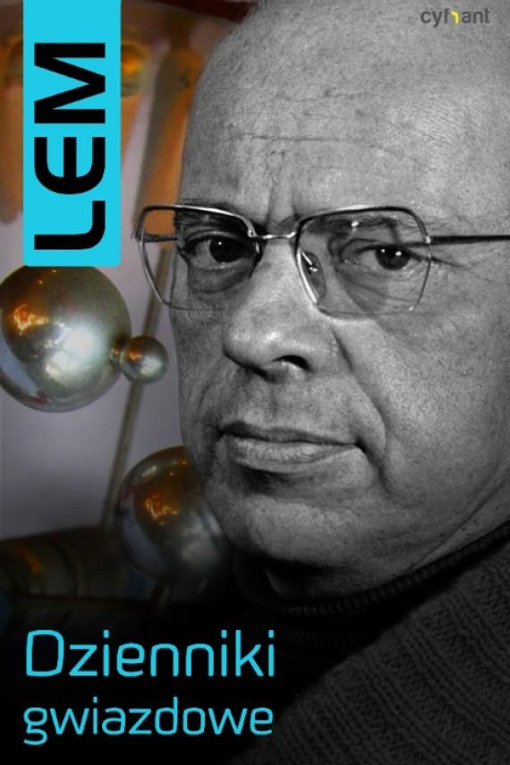 okładka Dzienniki gwiazdowe. Ebook | EPUB, MOBI | Stanisław Lem