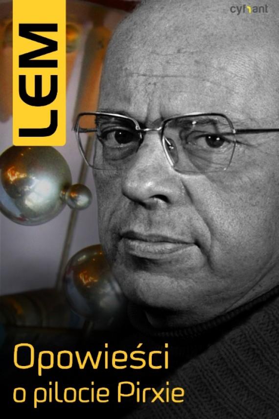 okładka Opowieści o pilocie Pirxie. Ebook | EPUB, MOBI | Stanisław Lem