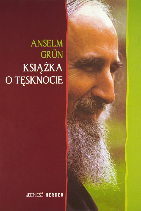 okładka Książka o tęsknocieebook   EPUB, MOBI   Anselm Grün