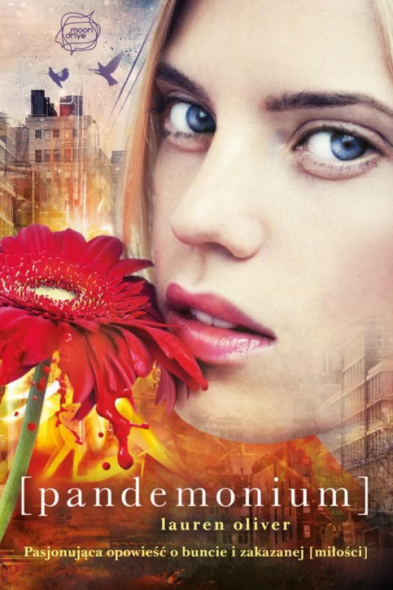 okładka Pandemonium. Ebook | EPUB, MOBI | Lauren Oliver