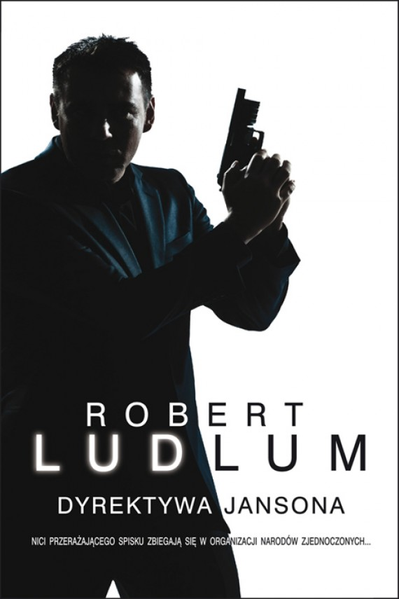 okładka Dyrektywa Jansona. Ebook | EPUB, MOBI | Robert Ludlum