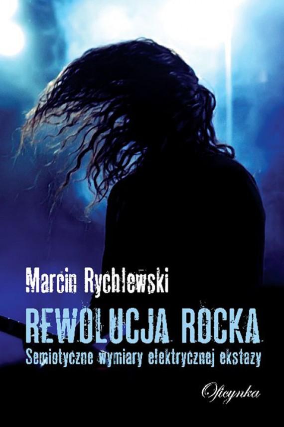 okładka Rewolucja rockaebook | EPUB, MOBI | Marcin Rychlewski