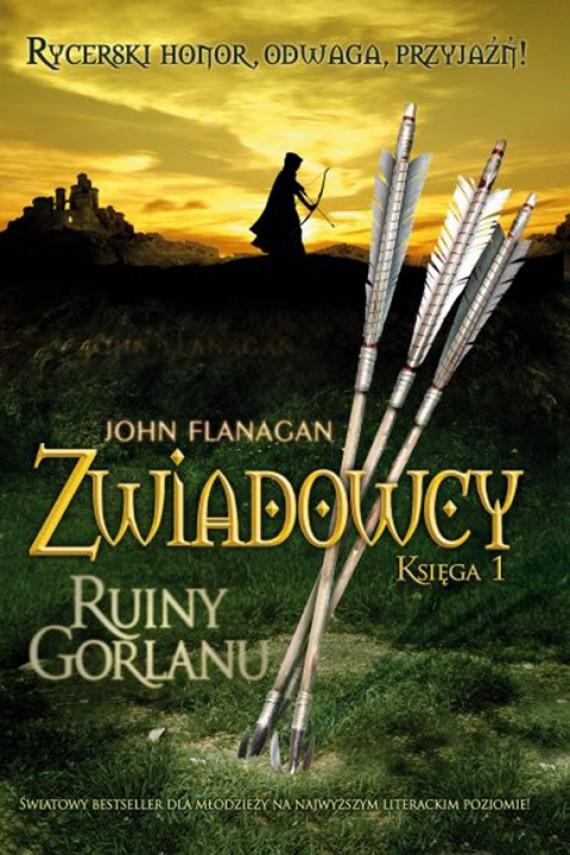 okładka Zwiadowcy  1: Ruiny Gorlanu. Ebook | EPUB, MOBI | John Flanagan