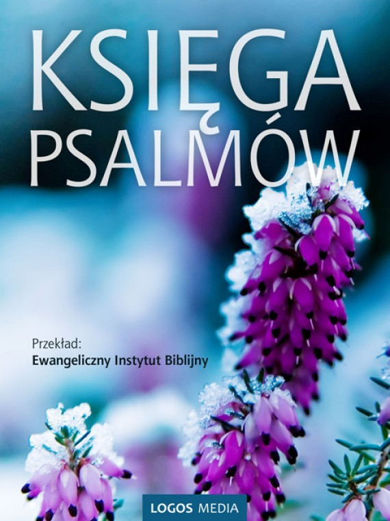 okładka Księga Psalmów. Bibliaebook | EPUB, MOBI | Ewangeliczny Instytut  Biblijny