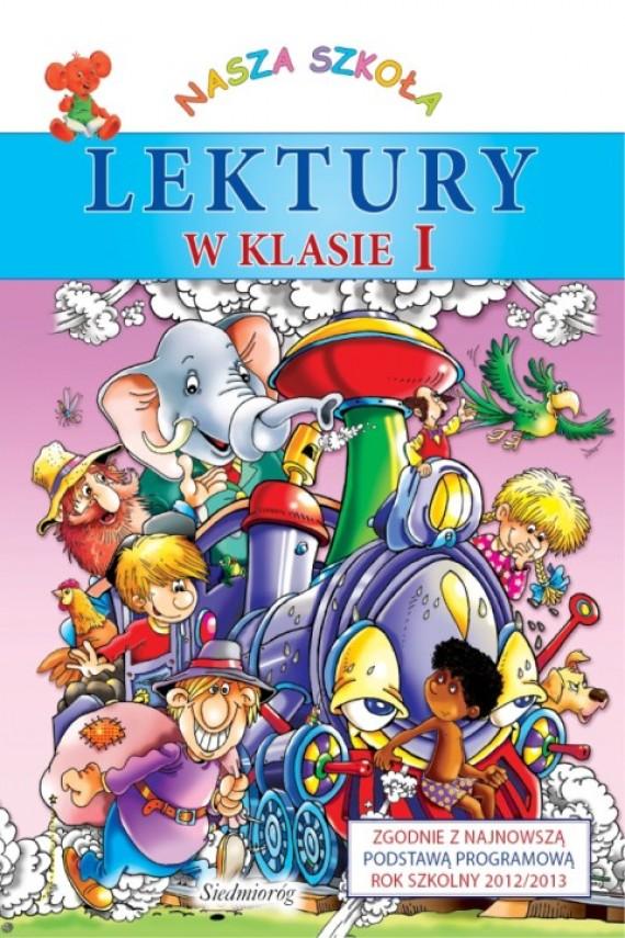 okładka Lektury w klasie I (zbiór)ebook | EPUB, MOBI | autor zbiorowy