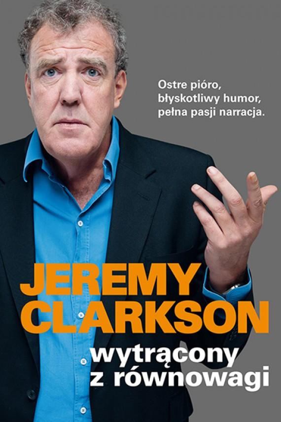 okładka Wytrącony z równowagi. Ebook | EPUB, MOBI | Jeremy Clarkson