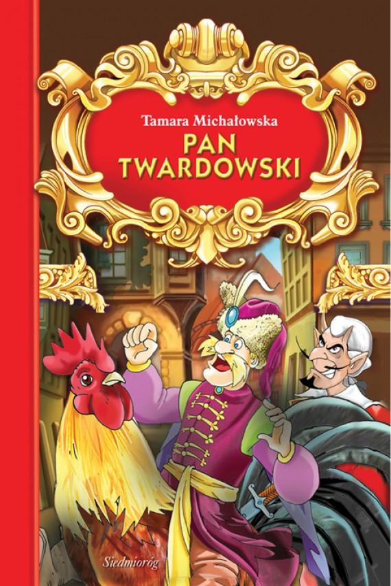 okładka Pan Twardowski. Ebook | EPUB, MOBI | Tamara Michałowska