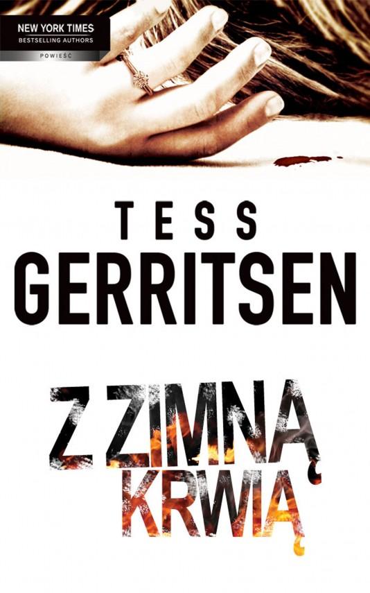 okładka Z zimną krwiąebook   EPUB, MOBI   Tess Gerritsen