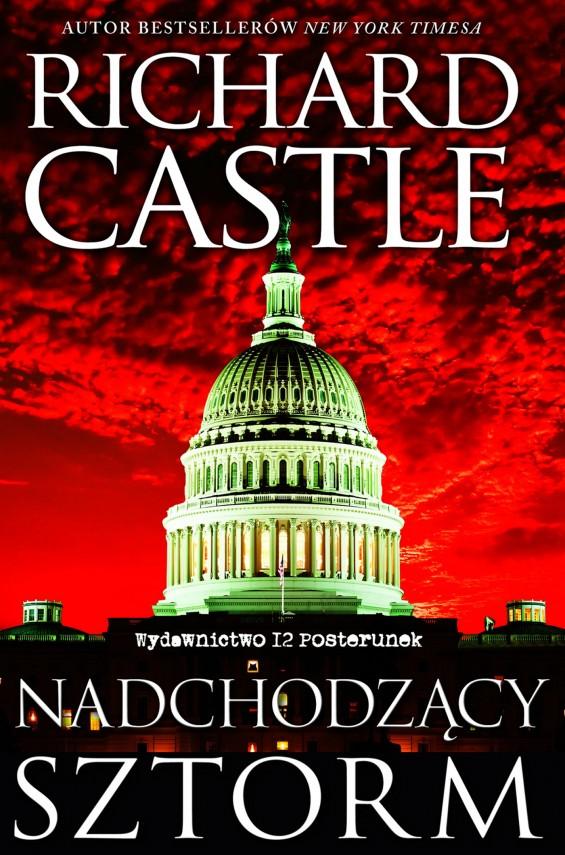 okładka Nadchodzący Sztorm. Ebook | EPUB, MOBI | Richard Castle