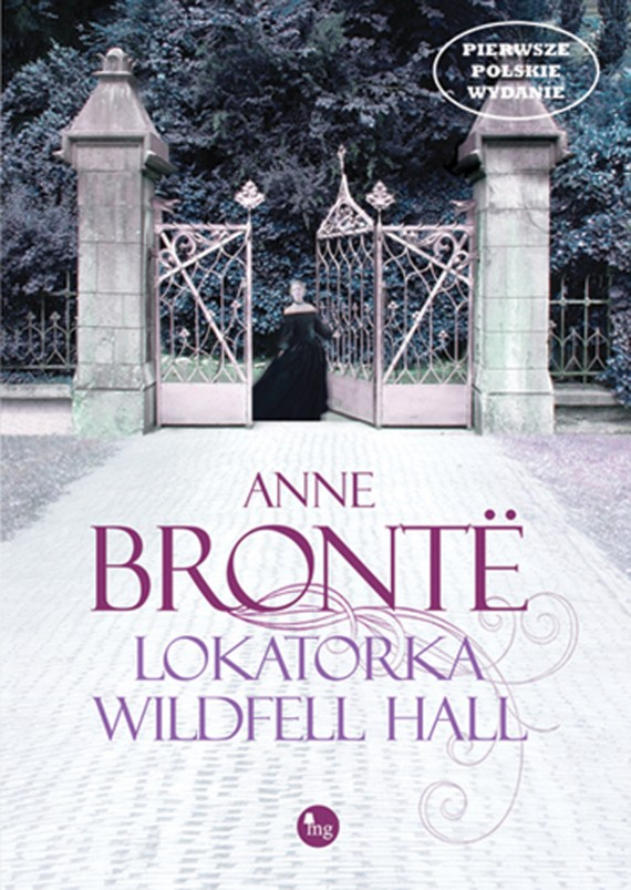 okładka Lokatorka Wildfell Hall. Ebook | EPUB, MOBI | Anne Bronte