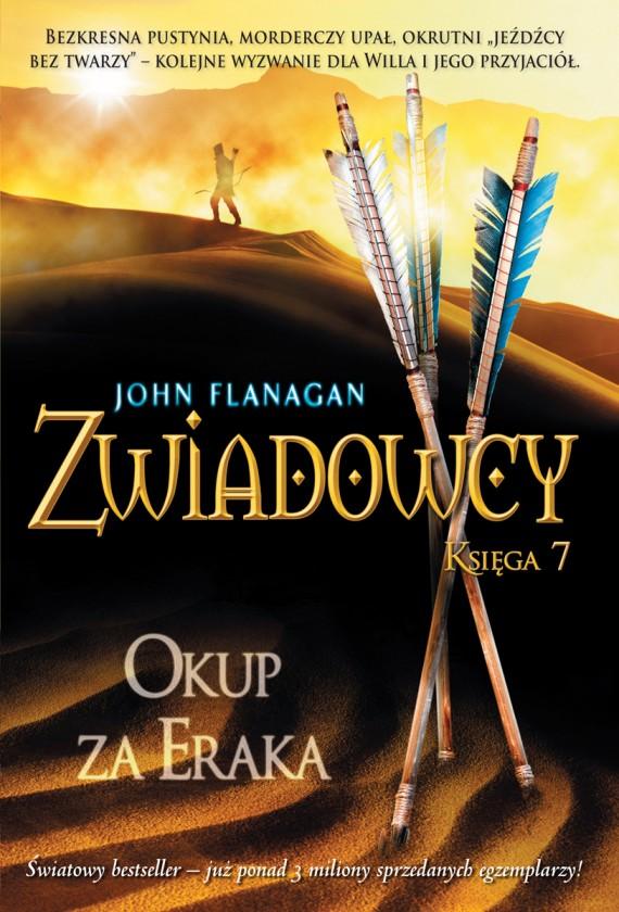 okładka Zwiadowcy 7: Okup za Erakaebook | EPUB, MOBI | John Flanagan