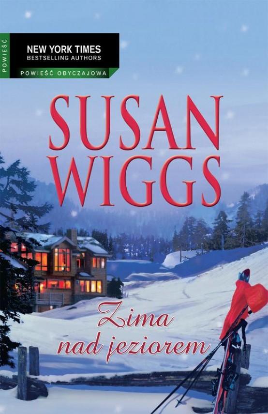 okładka Zima nad jeziorem. Ebook   EPUB, MOBI   Susan Wiggs