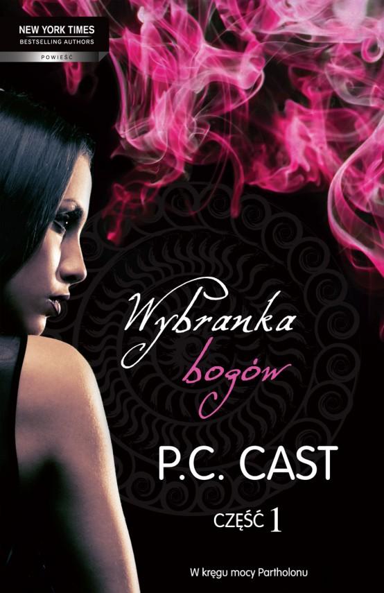 okładka Wybranka bogów. Część  1ebook   EPUB, MOBI   P.C. Cast
