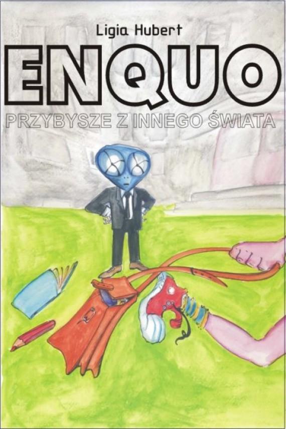 okładka Enquo. Ebook   PDF  