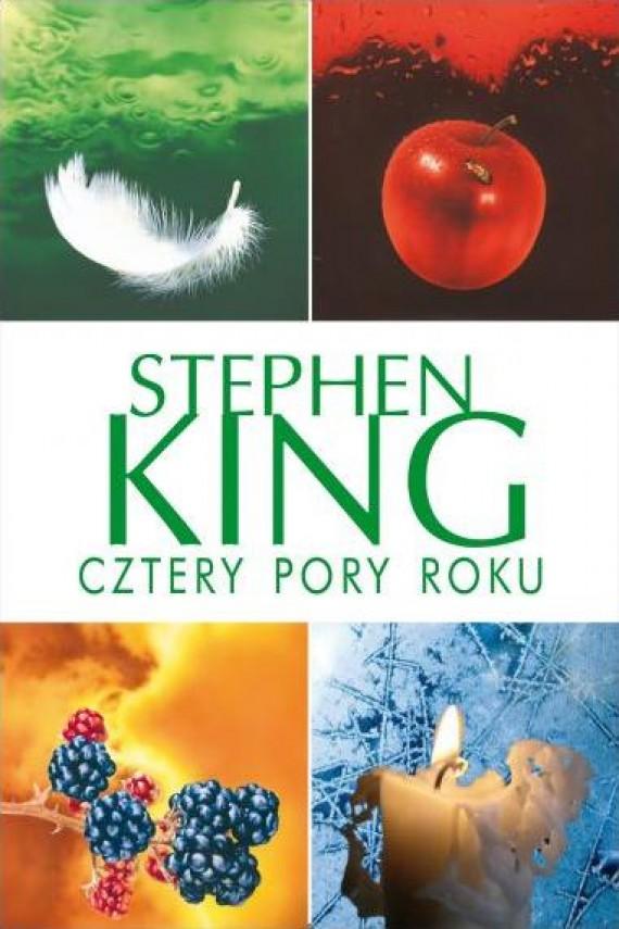 okładka Cztery pory roku. Ebook | EPUB, MOBI | Stephen King