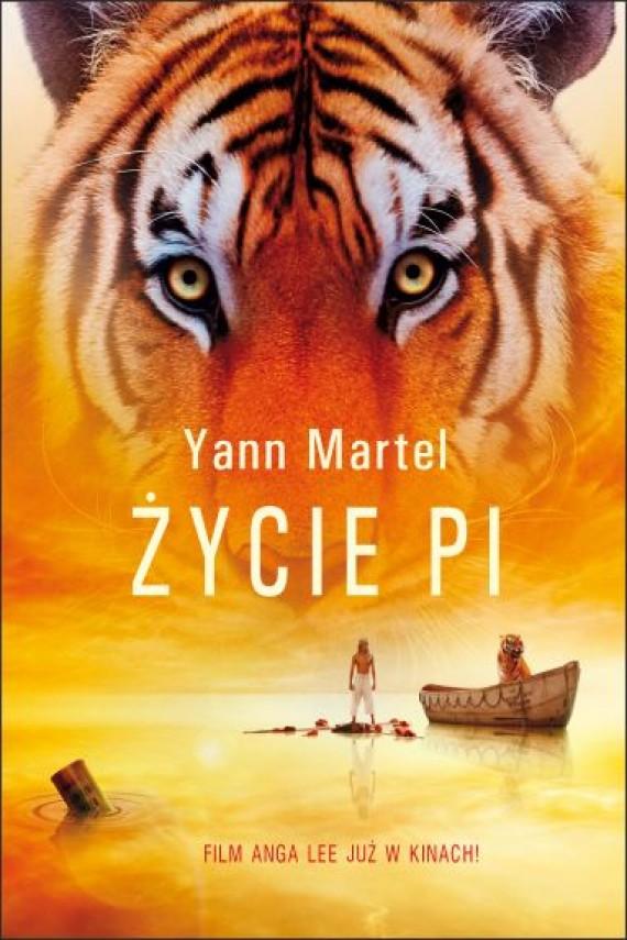 okładka Życie Pi. Ebook | EPUB, MOBI | Yann Martel