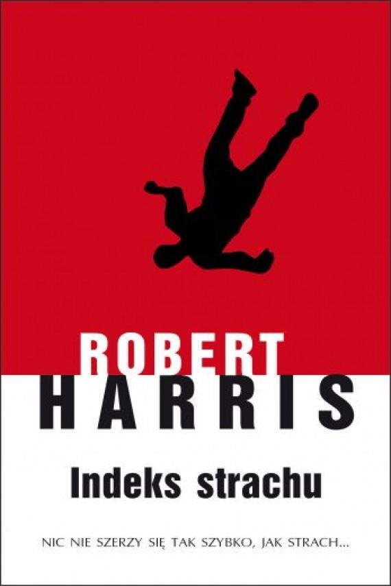 okładka Indeks strachuebook | EPUB, MOBI | Robert Harris