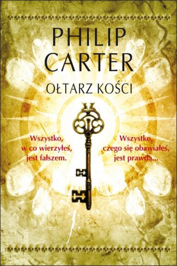 okładka Oltarz kościebook | EPUB, MOBI | Philip Carter