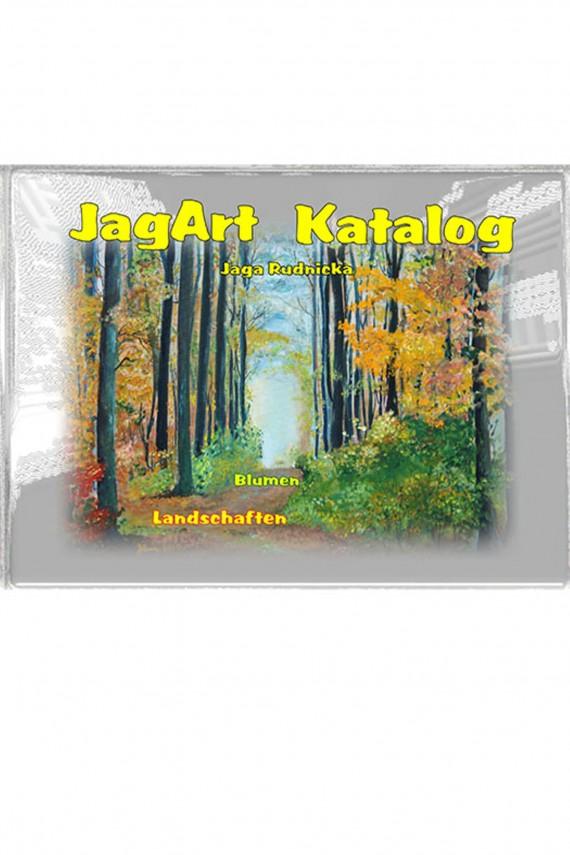 okładka JagArt. Ebook | PDF | Jadwiga Rudnicka