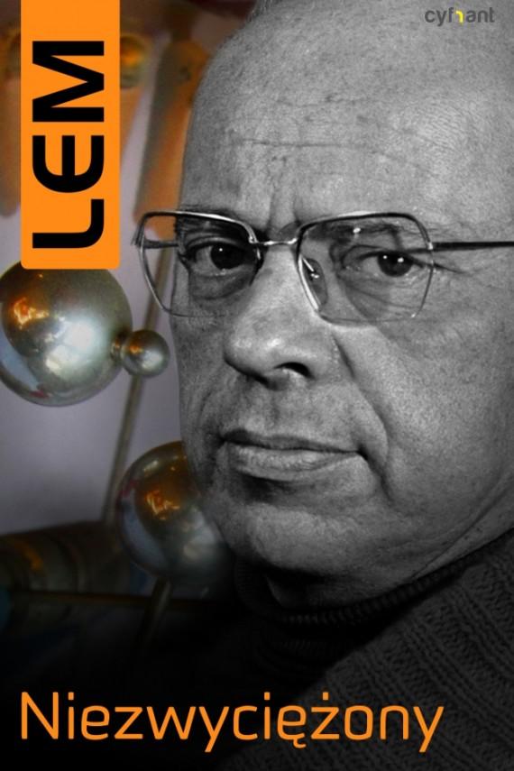 okładka Niezwyciężony. Ebook | EPUB, MOBI | Stanisław Lem