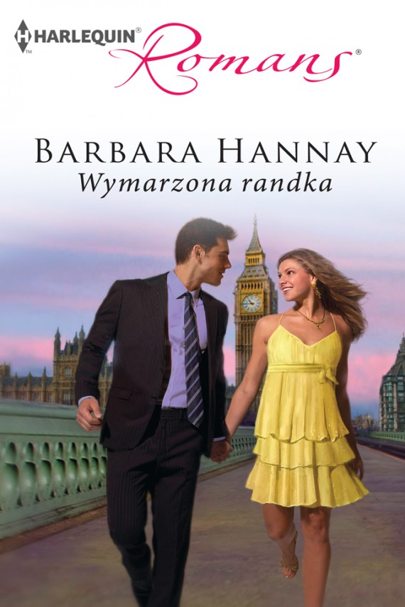 okładka Wymarzona randka. Ebook | EPUB, MOBI | Barbara Hannay