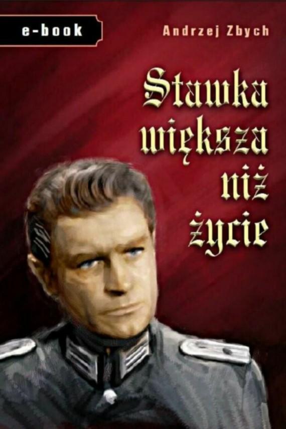 okładka Stawka większa niż życie  20 opowiadańebook | EPUB, MOBI | Andrzej Zbych