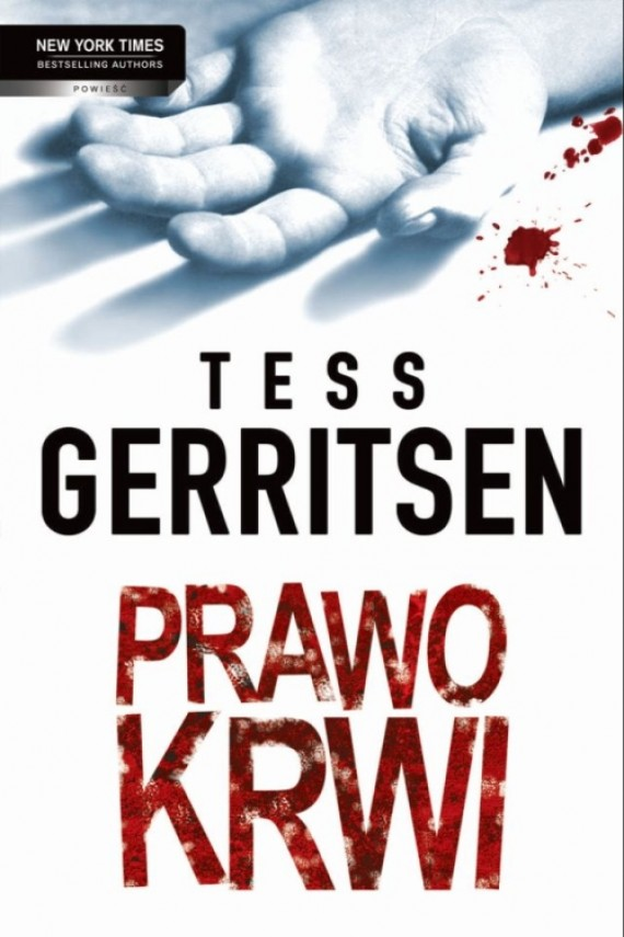 okładka Prawo krwiebook | EPUB, MOBI | Tess Gerritsen