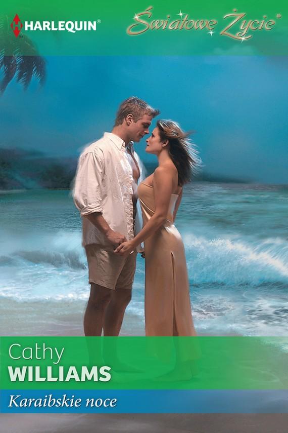 okładka Karaibskie noceebook | EPUB, MOBI | Cathy Williams