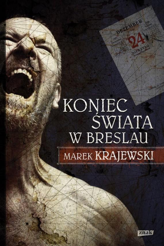 okładka Koniec świata w Breslauebook | EPUB, MOBI | Marek Krajewski