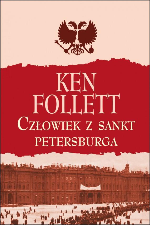 okładka Człowiek z St. Petersburga. Ebook | EPUB, MOBI | Ken Follett