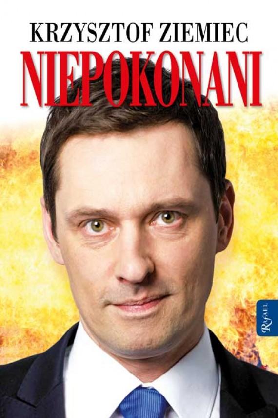 okładka Niepokonani. Ebook   EPUB, MOBI   Krzysztof Ziemiec