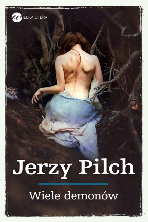 okładka Wiele demonówebook | EPUB, MOBI | Jerzy Pilch