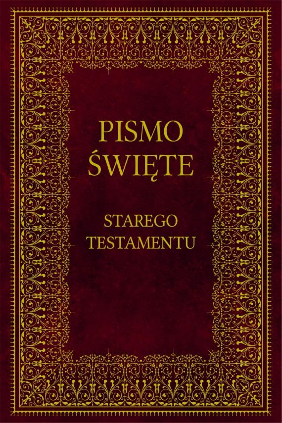 okładka Biblia. Pismo Święte Starego Testamentuebook | EPUB, MOBI | autor zbiorowy