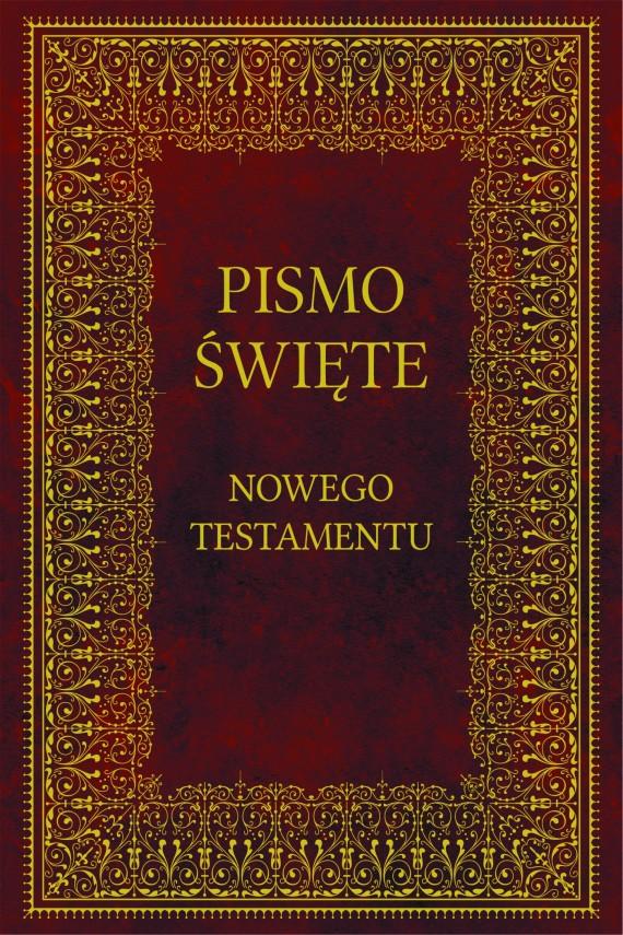 okładka Biblia. Pismo Święte Nowego Testamentu. Ebook | EPUB, MOBI | autor zbiorowy