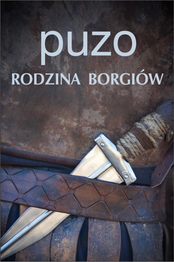 okładka Rodzina Borgiów. Ebook   EPUB, MOBI   Mario Puzo