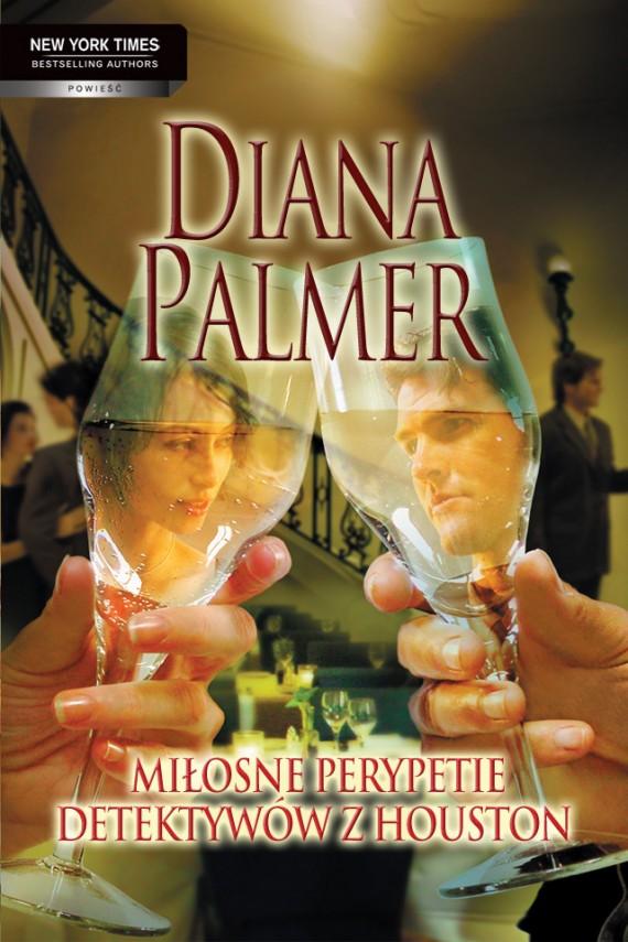 okładka Miłosne perypetie detektywów z Houstonebook | EPUB, MOBI | Diana Palmer