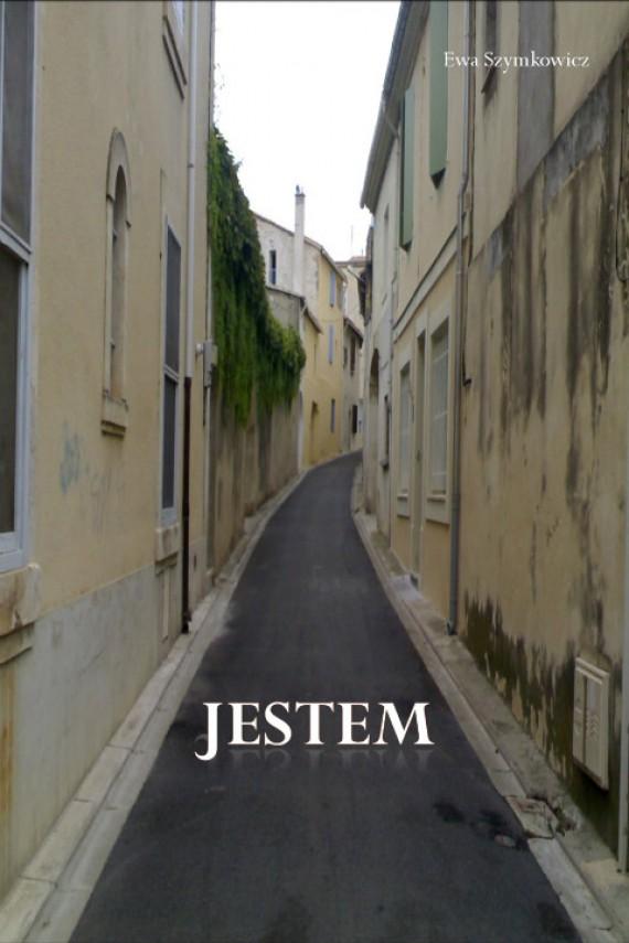 okładka Jestem. Ebook | EPUB, MOBI | Ewa Szymkowicz
