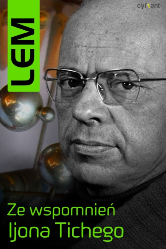 okładka Ze wspomnień Ijona Tichegoebook | EPUB, MOBI | Stanisław Lem