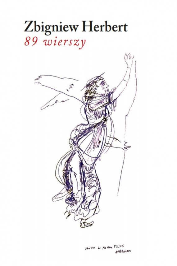okładka 89 wierszyebook | EPUB, MOBI | Zbigniew Herbert