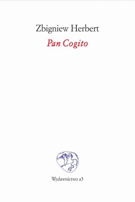 okładka Pan Cogito. Ebook | EPUB, MOBI | Zbigniew Herbert