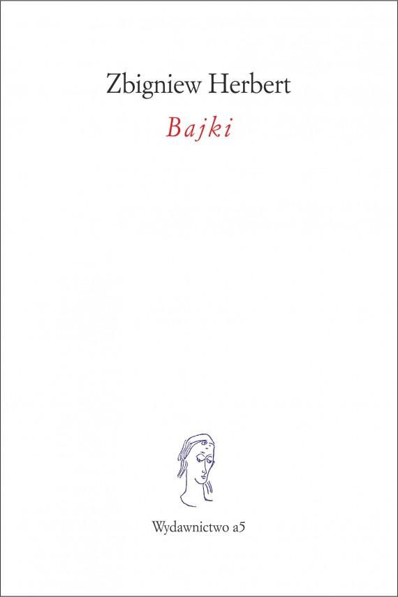 okładka Bajkiebook | EPUB, MOBI | Zbigniew Herbert