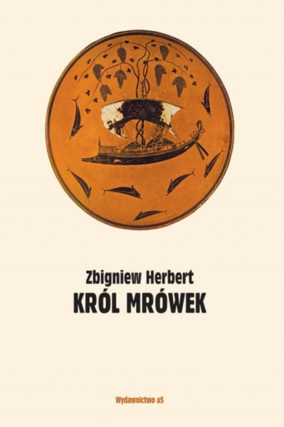 okładka Król mrówek. Ebook | EPUB, MOBI | Zbigniew Herbert