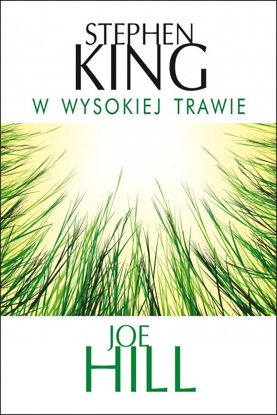 okładka W wysokiej trawieebook | EPUB, MOBI | Stephen King, Joe Hill