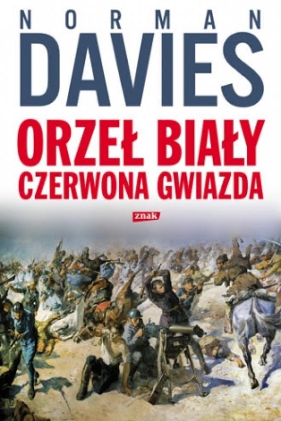 okładka Orzeł biały. Czerwona gwiazdaebook | EPUB, MOBI | Norman Davies
