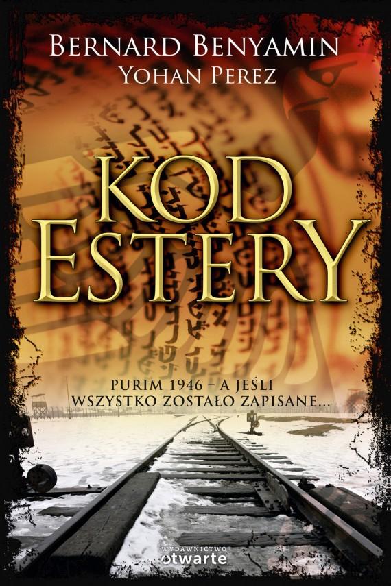 okładka Kod Estery. Ebook | EPUB, MOBI | Benyamin Bernard