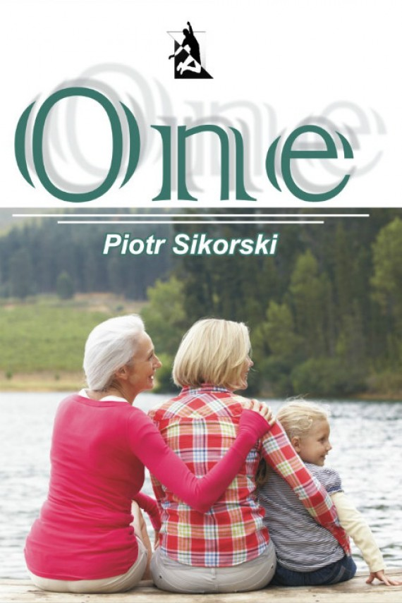 okładka One. Ebook | EPUB, MOBI | Piotr Sikorski