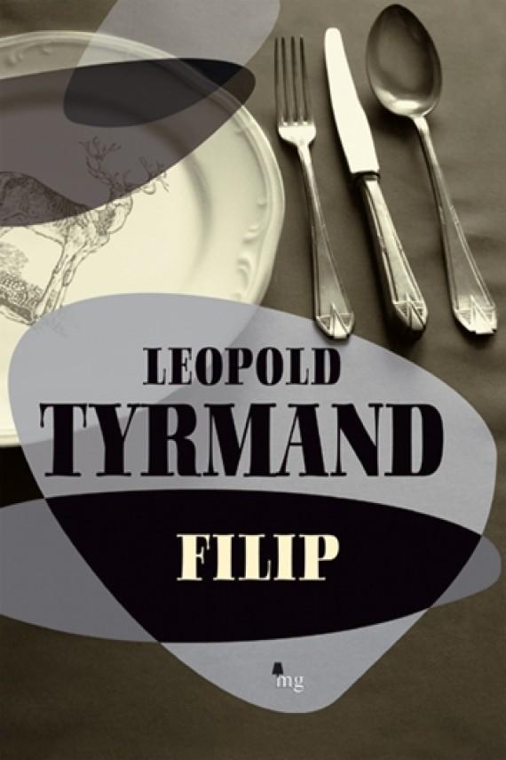 okładka Filipebook | EPUB, MOBI | Leopold Tyrmand