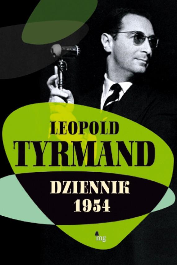okładka Dziennik 1954. Ebook | EPUB, MOBI | Leopold Tyrmand